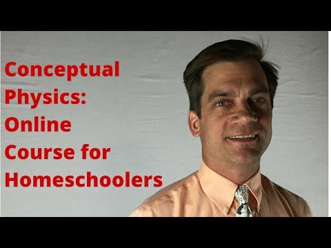 Homeschool Classes Online: Conceptual Physics