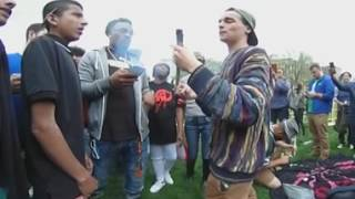 Crowds roll up for annual 4/20 festival in Denver (360 video)