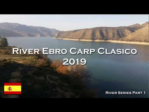 River Ebro Carp Fishing January 2019 - Part 1