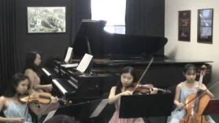 Boccherini Trio Sonata in C Minor
