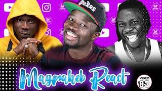"Magraheb Reacts to Stonebwoy last video of 2019 ""More"" ft Beatz Dakay"