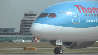 funny argument between pilot and ATC Air traffic controller Thomson 787 at Sanford Airport