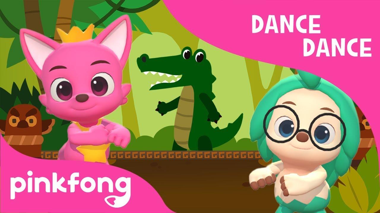 Jungle Boogie   Dance Dance   Dance Along   Pinkfong Songs for Children