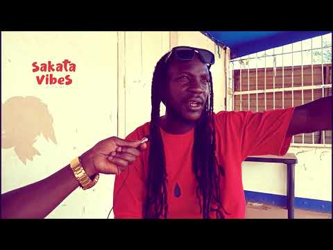 MAD TIGER:- Jose Chameleone Produced my first Beat... Sakata Vibes.
