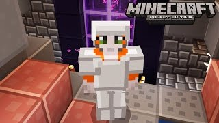 Minecraft: Pocket Edition - No Home Challenge - Mission Successful