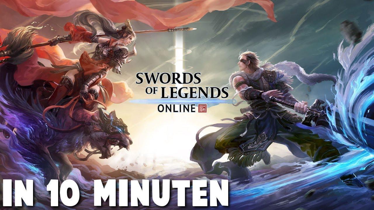 Swords of Legends Online in 10 Minuten!