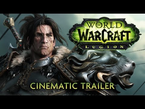WoW Legion Cinematic