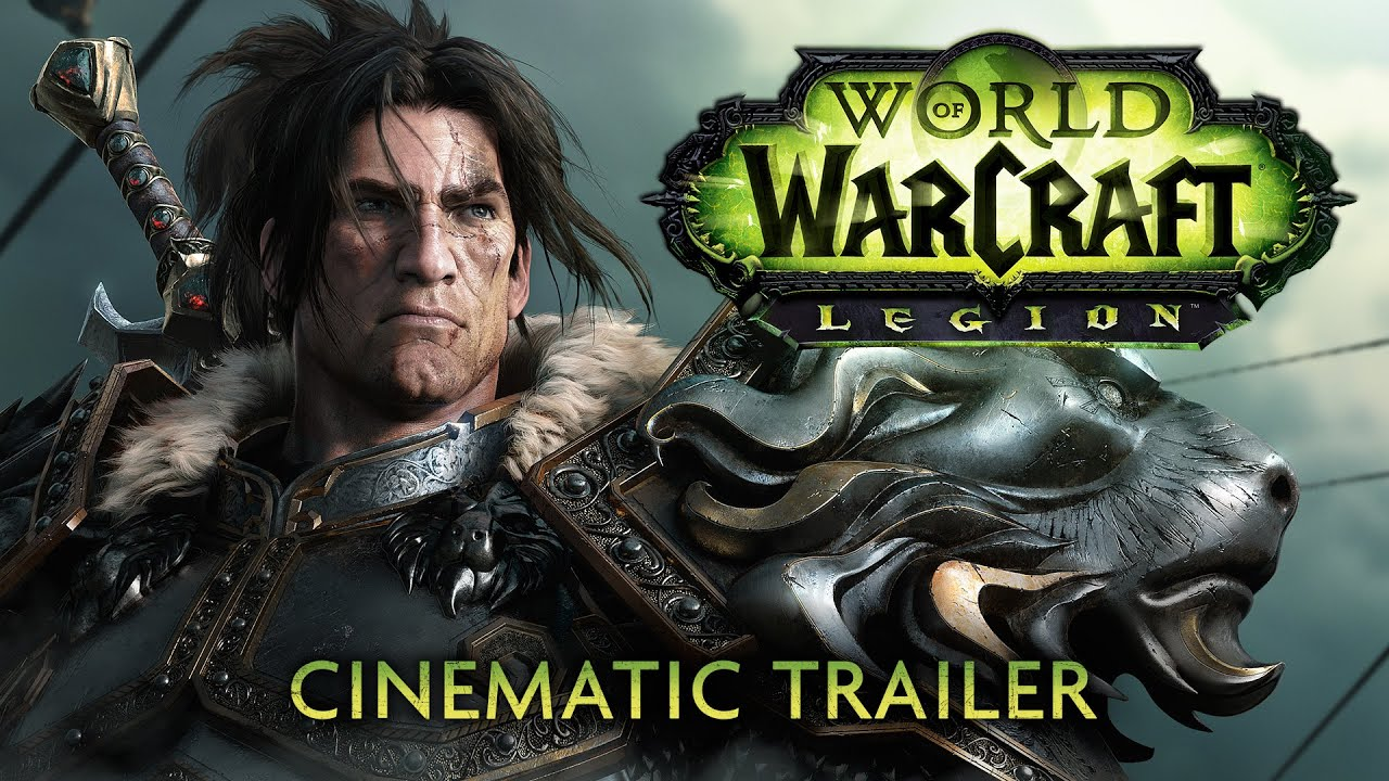 Trailer de world of warcraft burning crusade espanol
