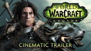 World of Warcraft: Legion Cinematic Trailer(The Burning Legion's assault on Azeroth launches next summer. Get an early look at the coming invasion in the World of Warcraft: Legion opening cinematic., 2015-11-06T20:15:17.000Z)