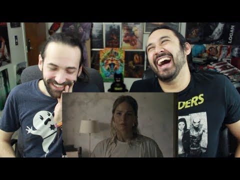 Honest Trailers - MOTHER! REACTION!!!