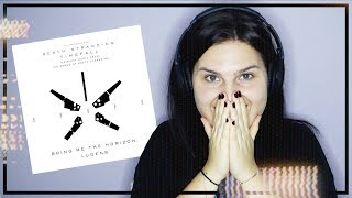 Reacting To LUDENS | BRING ME THE HORIZON