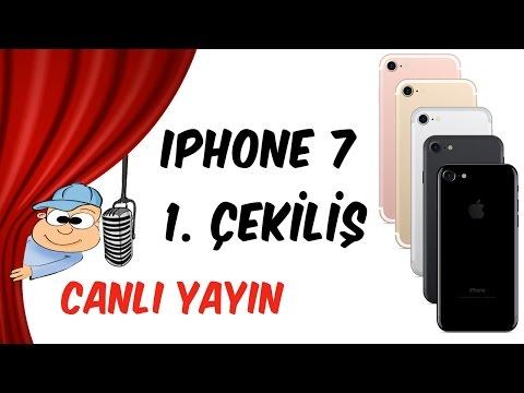 iPhone 7 Çekilişi No: 1 (2017)