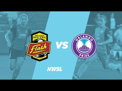 Western New York Flash vs. Orlando Pride