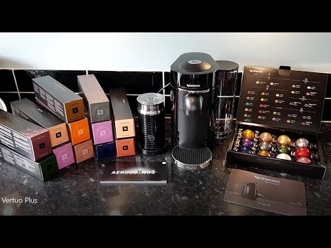 Nespresso Vertuo Plus - One Machine to Rule Them All?