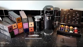 Nespresso Vertuo Plus - One Ma…