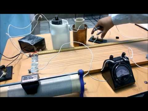 Potentiometer Experiment (Compare emf's of two cell )by Anshu kapoor