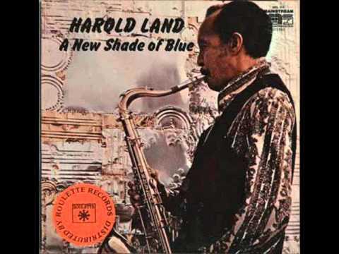 harold land - a new shade of blue