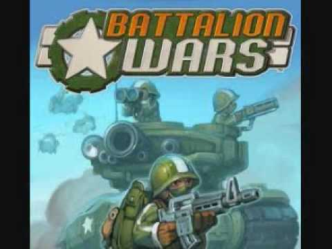 Battalion Wars 1 OST - Titans of Tundra