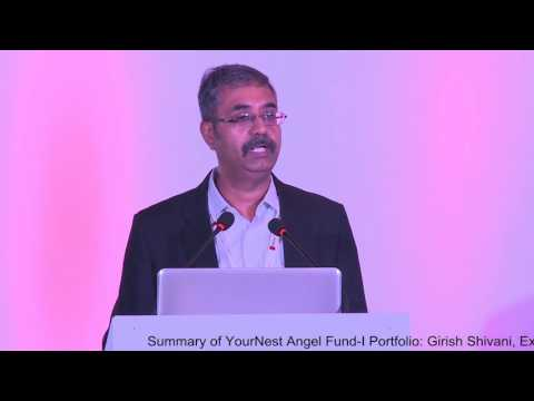 Summary of YourNest Angel Fund-I Portfolio: Girish Shivani-Director & Fund Manager, YourNest