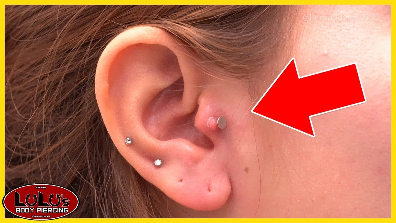 If You Have An Issue With Your Piercings Don T Wait Youtube