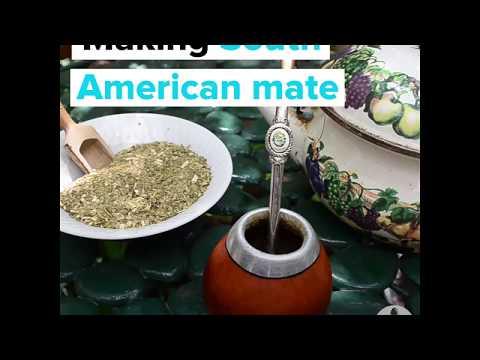 Making South American Mate