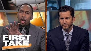 Download First Take Crew Gets Into Heated Dispute On Durant Declining White House Invite | First Take | ESPN Mp3 and Videos