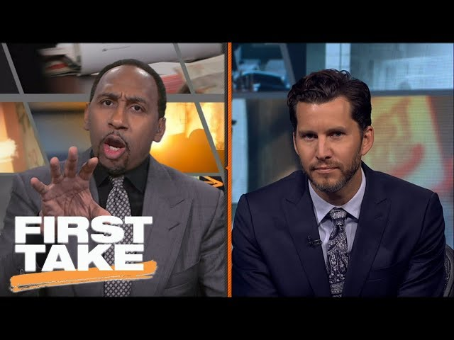 First Take Crew Gets Into Heated Dispute On Durant Declining White House Invite   First Take   ESPN
