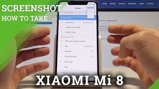 how to Take Screenshot on XIAOMI Mi 5