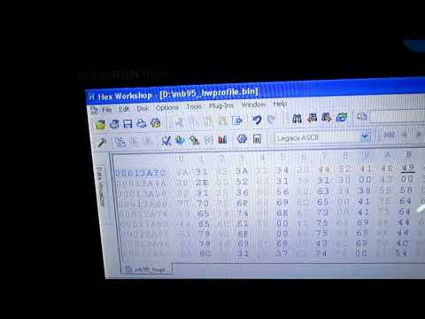 Reading & Writing The Software In Vestel 17MB95 Board - YouTube