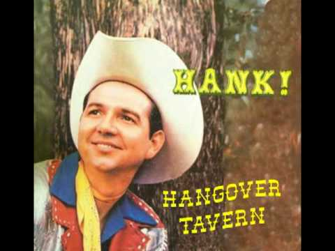 HANK THOMPSON - Hangover Tavern