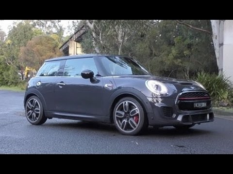 Family Fun With The Works 2016 Mini John Cooper Jcw Review Brrrrm Australia