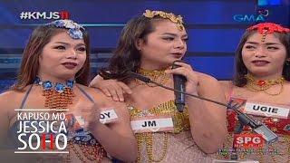 Kapuso Mo, Jessica Soho: Mama's Gays