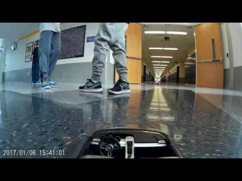 2 Car Drag Hallway #2