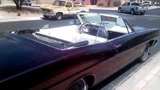 1967 Galaxie 500 convertible for sale