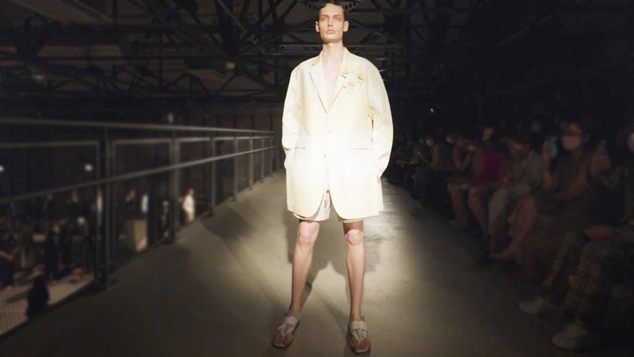 Taakk Menswear Spring Summer 2022 Paris