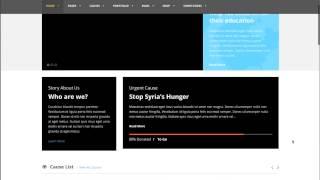 Charity Hub Wordpress Theme Review & Demo | Nonprofit / Fundraising WordPress | Charity Hub Price & How to Install