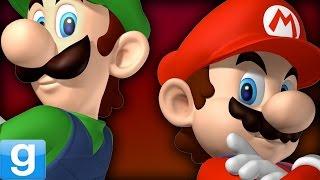 BALLERINA MARIO!!?? - Gmod Funny Super Mario Bros  Mod