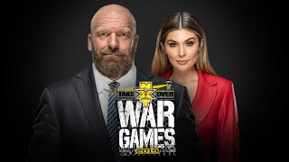 NXT TakeOver: WarGames 2019 Q&A with Triple H