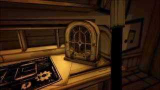 Bendy and the Ink Machine chapter two Radio