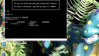 Create a Virtual Packard Bell Legend 406CD