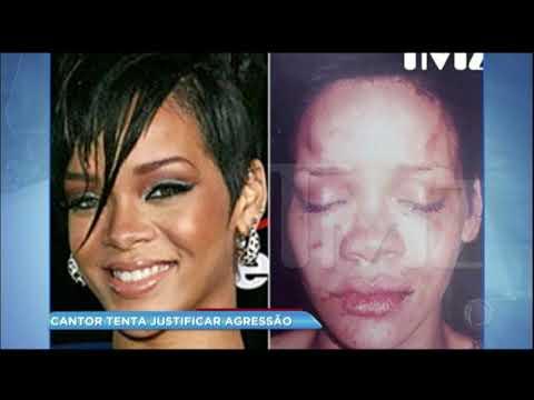Hora da Venenosa: Chris Brown tenta justificar agressão em Rihanna