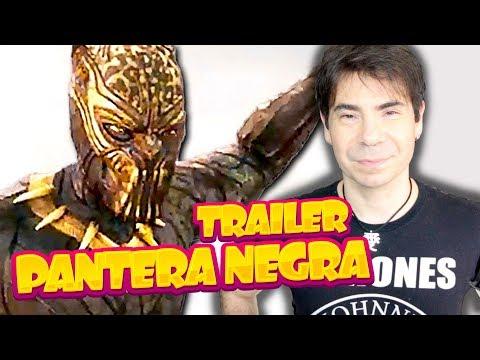 PANTERA NEGRA TRAILER 2 | REVIEW