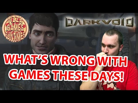 THIS IS WHATS KILLING THE GAMING INDUSTRY!!! | Dark Void | ZHP