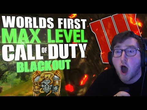 WORLDS FIRST MAX LEVEL IN BLACKOUT - Duos With Summit1g - Call Of Duty: Black ops 4 (Blackout BR)