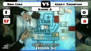 SCGLive NJ Leg Rd4 Bing Luke vs Gerry Thompson
