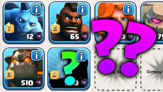 Clash of Clans – TOP 5 TROOPS THAT MIGHT GET ADDED TO CLASH OF CLANS! (CoC Top 5 NEW Troops)