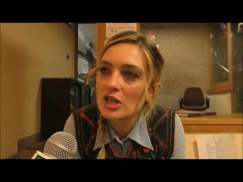 Videointervista a Carolina Crescentini ne I Bastardi di Pizzofalcone, su SpettacoloMania.it