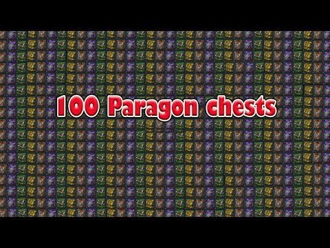 """Loot from 100 """"Paragon"""" Reputation Caches! SAVE THEM TILL 7.2.5 - VERY IMPORTANT - !!!!!!"""