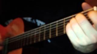 Sister sara's theme- DJANGO - COVER guitar nylon from the  Tarantino movie - music by Enio Moriconne