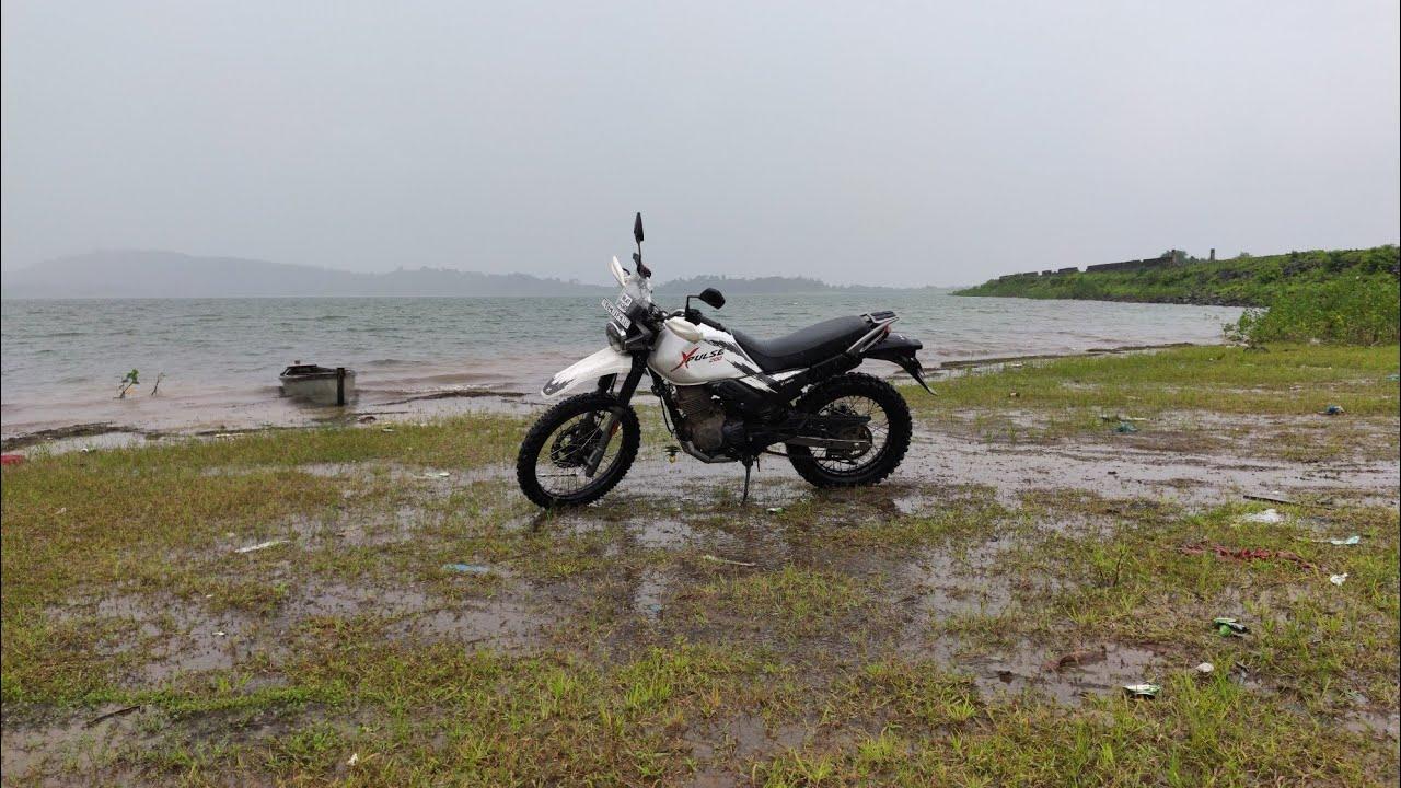 Off Road Ride near the Dam | Hero Xpulse 200